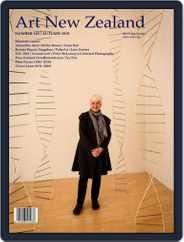 Art New Zealand (Digital) Subscription February 1st, 2019 Issue