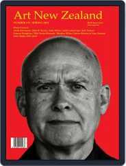 Art New Zealand (Digital) Subscription August 1st, 2019 Issue