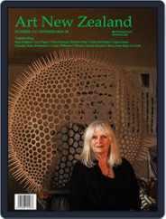 Art New Zealand (Digital) Subscription October 1st, 2019 Issue