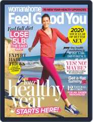 Woman & Home Feel Good You (Digital) Subscription January 1st, 2020 Issue