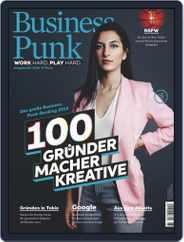 Business Punk (Digital) Subscription December 1st, 2018 Issue