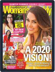 New Zealand Woman's Weekly (Digital) Subscription January 6th, 2020 Issue