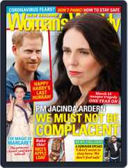 New Zealand Woman's Weekly (Digital) Subscription March 16th, 2020 Issue