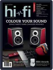 Australian HiFi (Digital) Subscription November 1st, 2017 Issue