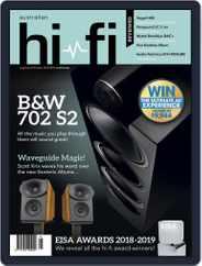 Australian HiFi (Digital) Subscription September 1st, 2018 Issue