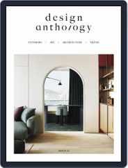 Design Anthology (Digital) Subscription October 1st, 2019 Issue