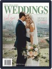 New Zealand Weddings (Digital) Subscription December 20th, 2018 Issue