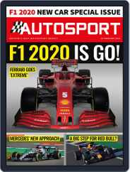 Autosport (Digital) Subscription February 20th, 2020 Issue
