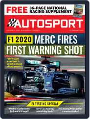 Autosport (Digital) Subscription February 27th, 2020 Issue