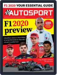 Autosport (Digital) Subscription March 12th, 2020 Issue