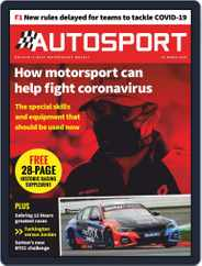 Autosport (Digital) Subscription March 26th, 2020 Issue