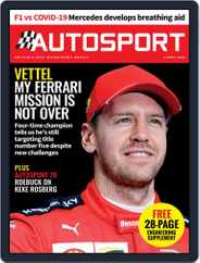 Autosport (Digital) Subscription April 2nd, 2020 Issue