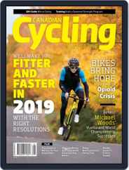 Canadian Cycling (Digital) Subscription December 1st, 2018 Issue