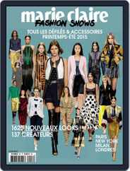 Marie Claire Fashion Shows (Digital) Subscription November 26th, 2014 Issue