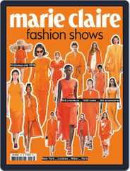 Marie Claire Fashion Shows (Digital) Subscription November 1st, 2018 Issue