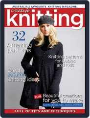 Creative Knitting (Digital) Subscription January 1st, 2017 Issue