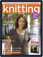Creative Knitting (Digital) Subscription November 1st, 2017 Issue