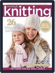 Creative Knitting (Digital) Subscription January 1st, 2019 Issue