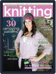 Creative Knitting (Digital) Subscription August 1st, 2019 Issue