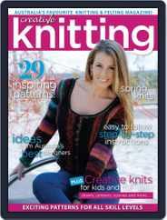 Creative Knitting (Digital) Subscription January 1st, 2020 Issue