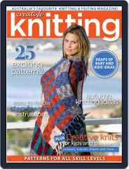 Creative Knitting (Digital) Subscription April 1st, 2020 Issue
