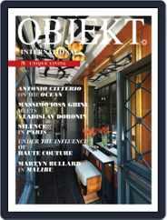 OBJEKT International (Digital) Subscription March 1st, 2017 Issue