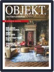 OBJEKT International (Digital) Subscription September 1st, 2017 Issue