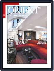 OBJEKT International (Digital) Subscription March 1st, 2019 Issue
