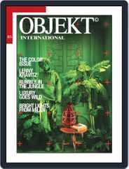 OBJEKT International (Digital) Subscription June 1st, 2019 Issue