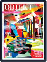 OBJEKT South Africa (Digital) Subscription October 1st, 2016 Issue