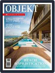 OBJEKT South Africa (Digital) Subscription July 1st, 2018 Issue