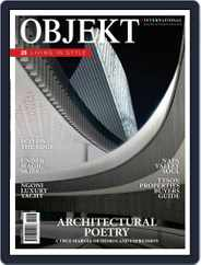 OBJEKT South Africa (Digital) Subscription April 1st, 2019 Issue