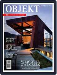 OBJEKT South Africa (Digital) Subscription October 1st, 2019 Issue