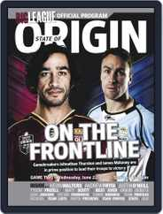 Big League: NRL State of Origin (Digital) Subscription June 19th, 2016 Issue