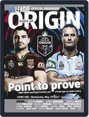 Big League: NRL State of Origin (Digital) Subscription May 31st, 2017 Issue