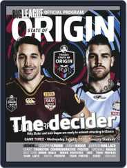 Big League: NRL State of Origin (Digital) Subscription July 12th, 2017 Issue