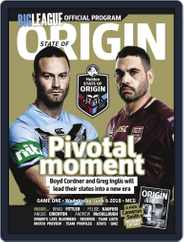 Big League: NRL State of Origin (Digital) Subscription May 31st, 2018 Issue
