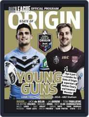 Big League: NRL State of Origin (Digital) Subscription June 24th, 2018 Issue