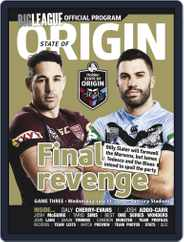 Big League: NRL State of Origin (Digital) Subscription July 5th, 2018 Issue