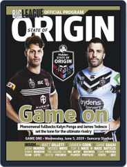 Big League: NRL State of Origin (Digital) Subscription May 30th, 2019 Issue