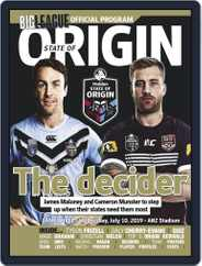 Big League: NRL State of Origin (Digital) Subscription July 4th, 2019 Issue