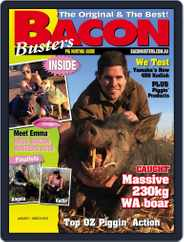 Bacon Busters (Digital) Subscription January 1st, 2018 Issue