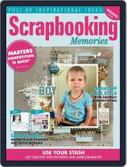Scrapbooking Memories (Digital) Subscription July 13th, 2016 Issue