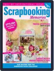 Scrapbooking Memories (Digital) Subscription September 1st, 2017 Issue