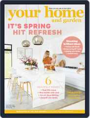 Your Home and Garden (Digital) Subscription September 1st, 2019 Issue