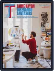 T Magazine SPAIN (Digital) Subscription June 1st, 2018 Issue