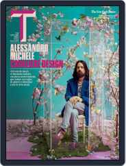 T Magazine SPAIN (Digital) Subscription November 1st, 2018 Issue