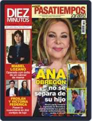 Diez Minutos (Digital) Subscription April 29th, 2020 Issue