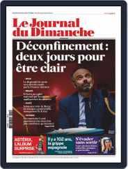 Le Journal du dimanche (Digital) Subscription April 26th, 2020 Issue
