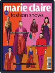 Marie Claire Fashion Shows (Digital) Subscription May 1st, 2020 Issue